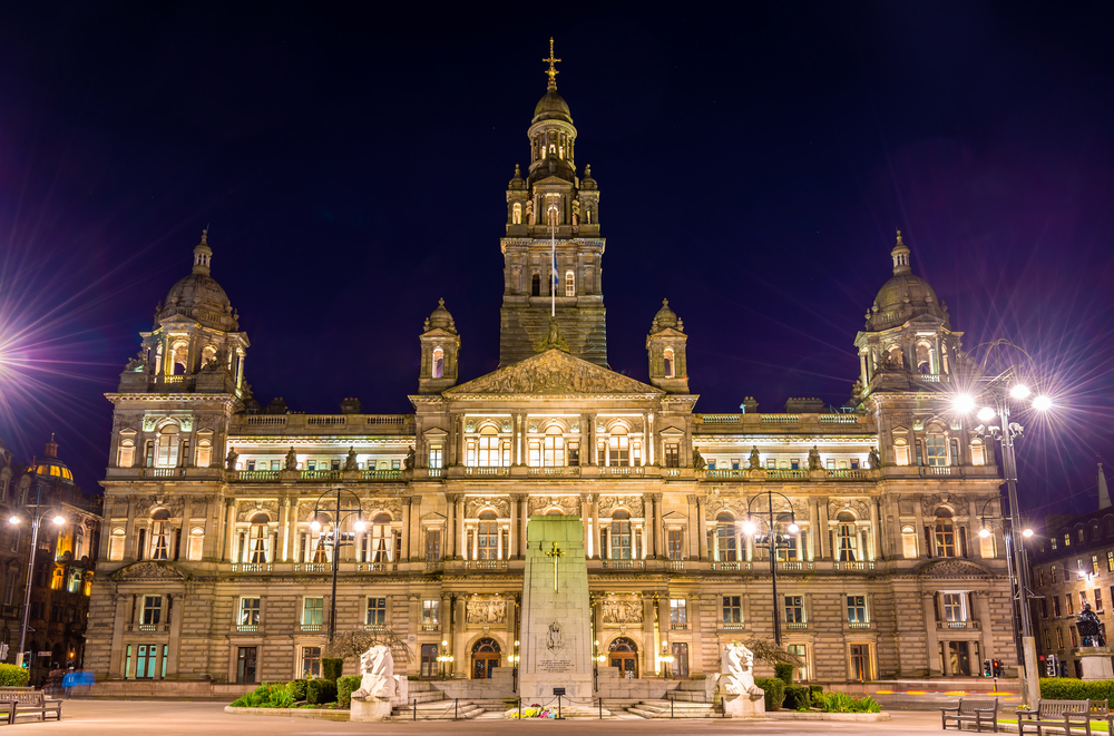 Glasgow City Chambers Magnus Electrical